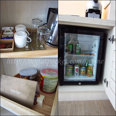 room - pantry collage