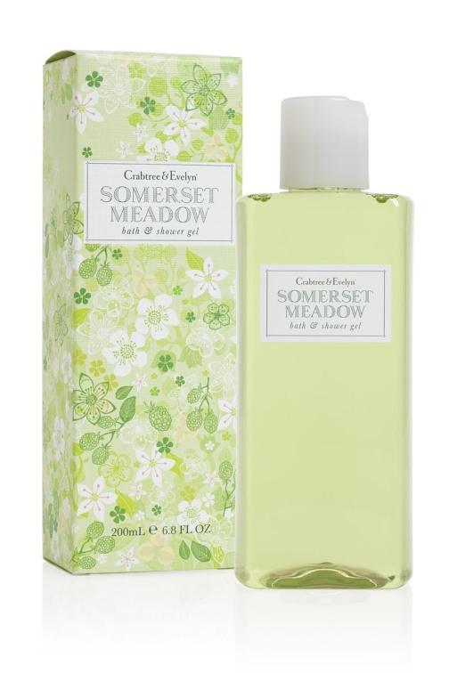 Somerset Meadow Bath & Shower Gel 200ml $35