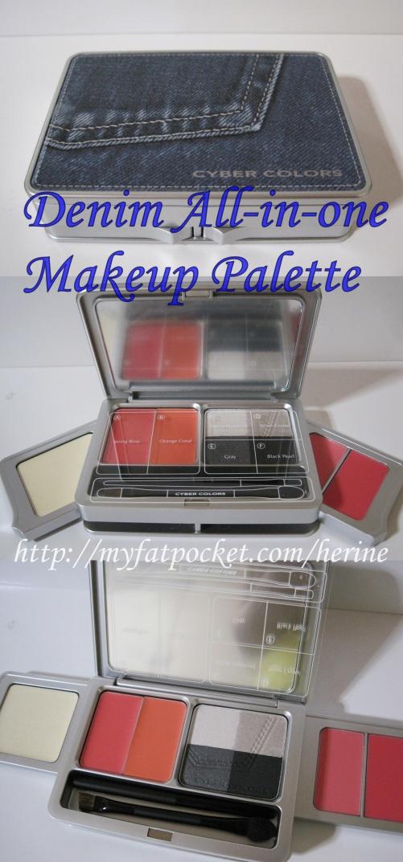 denim palette combined