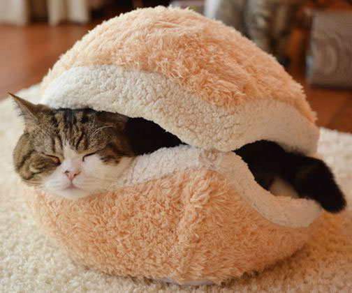 cat-burger-pillow